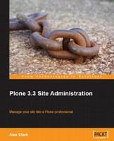 """Алекс Кларк """"Plone 3.3 Site Administration"""""""