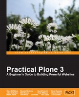 "Нова книга про Плон - ""Practical Plone 3"""